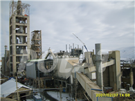 Aşkale Cement Preheater, Klinker Cooling Electrofilter Gas Ducts